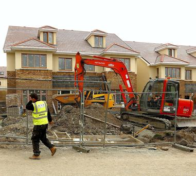 Our builders are back in business but not in Ireland