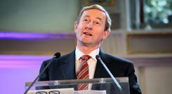 Enda Kenny's seat could potentially be under threat in the next election