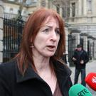 LIBERAL VOICE: Clare Daly wants to repeal amendment