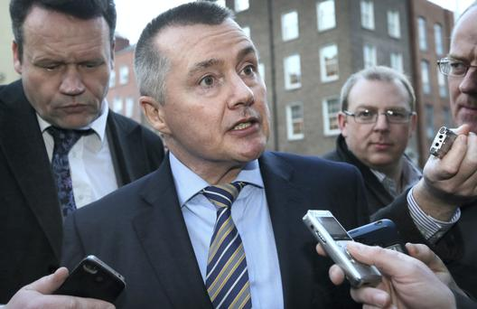 Willie Walsh, chief executive of International Airlines Group. Photo: Frank McGrath