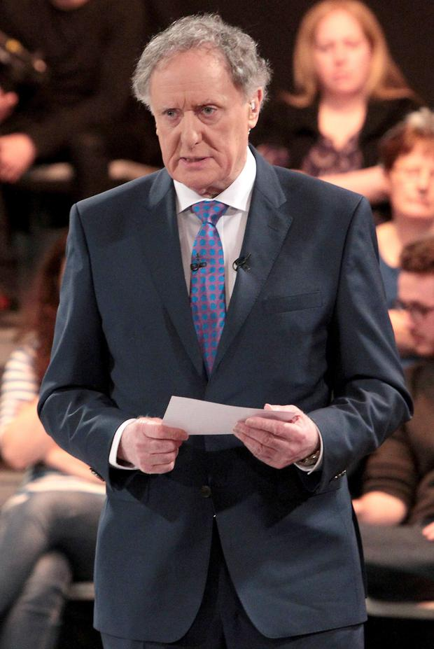Fine Gael Lifts Vincent Browne Debate Ban After Coming To Agreement