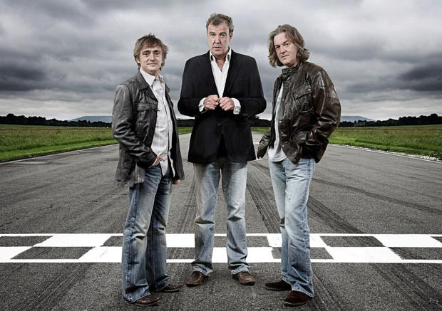 Top Gear Team