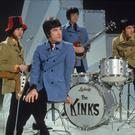 The Kinks: (from left) Dave Davies, Ray Davies, Peter Quaife, Ray Avory in 1968.