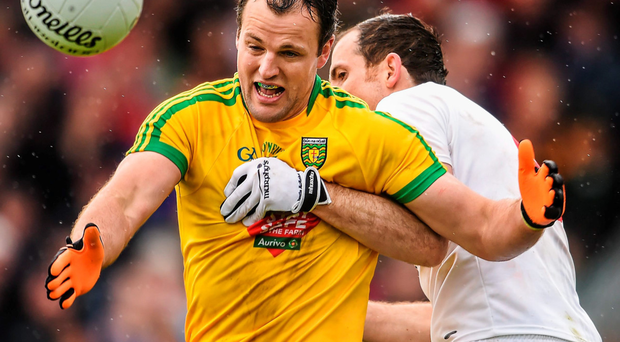'What actually betrayed the spirit of the game was the treatment handed out by Justin McMahon to Michael Murphy and the licensing of that treatment by referee Joe McQuillan'