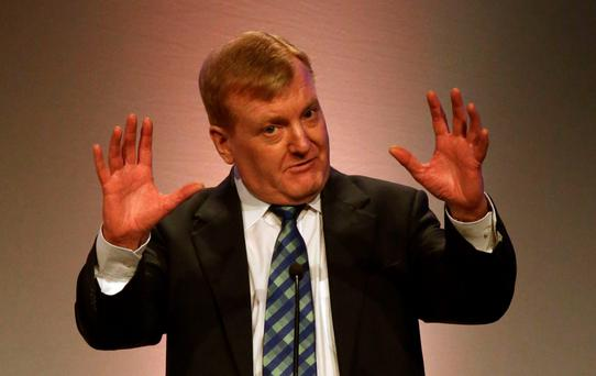 FLUENT HUMAN: Charles Kennedy, a man of charm, intelligence and humour