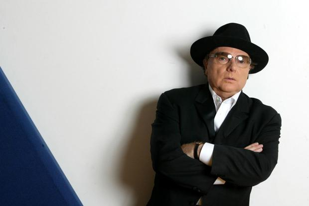 Blazing a trail: Van Morrison produced some landmark albums in the early stages of his musical career.