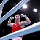 Fighters from other countries had wilted as the Azerbaijan bandwagon gathered steam. Michael O'Reilly looked like he was fighting Xaybula Musalov in Portlaoise rather than Bakumakes
