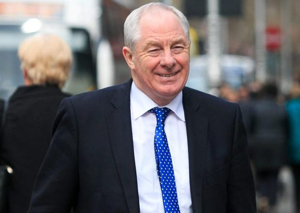 Claim: Michael Ring says he cannot interfere in the process of disposing of assets