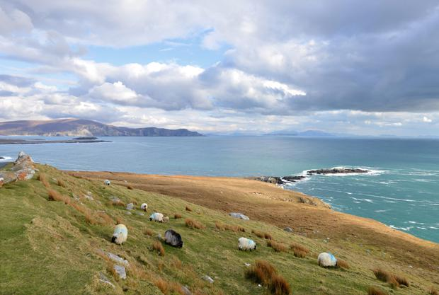 RUGGED ISLAND: A few days 'unplugged' on the beautiful west coast island of Achill can work its magic