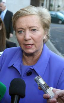 TIPPED: Frances Fitzgerald