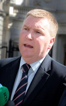 WAR OF WORDS: Michael McGrath slated Willie O'Dea for not wanting to share power in next election with Fine Gael