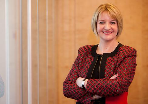 New ideas: Director of Customer Experience and Products at Ulster Bank, Maeve McMahon