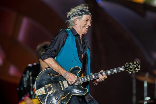 Rock'n'Rolling: Keith Richards relates anecdotes about the music that helped make him who he is.