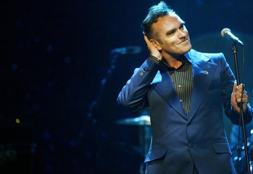 Read it and weep: Morrissey's new book 'List of the Lost' has been slated by critics.