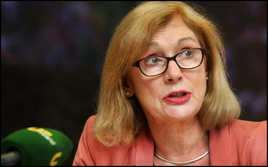 Education Minister Jan O'Sullivan. The Department of Education wants church-run schools to teach a new world religions and ethics course