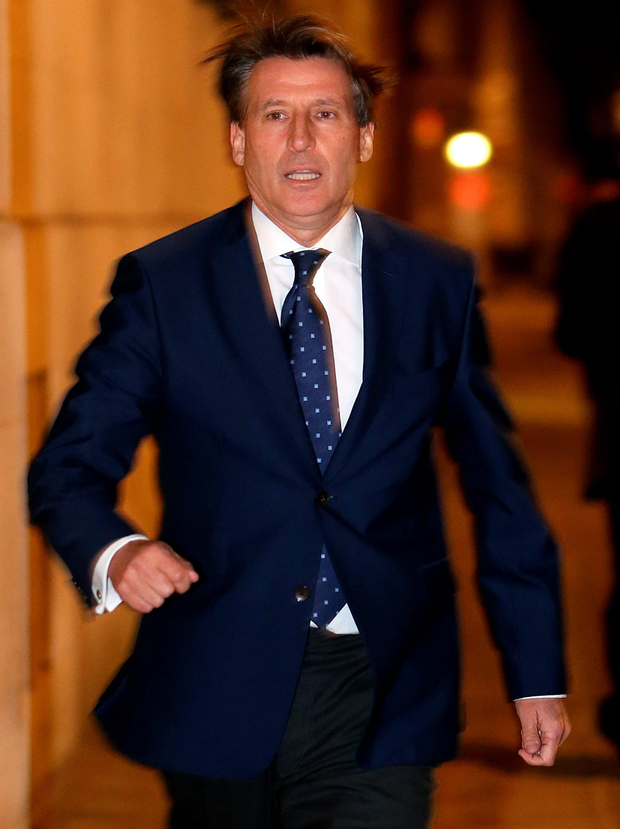 Sebastian Coe is not everyone's choice to lead athletics out of its latest doping scandal