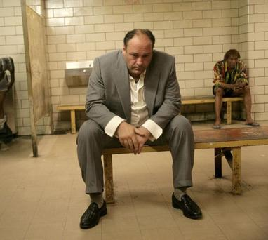 Self help: Maybe Tony Soprano didn't need all those sessions with Dr Melfi ... she could have just said 'It's All in Your Head'
