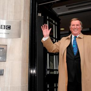 Larger than life: Terry Wogan, one of life's icons who left us recently