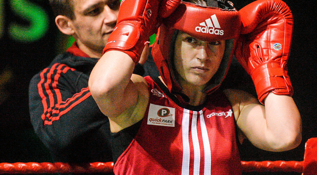 Proposed reforms could see boxers like Katie Taylor turn pro and still retain their Olympic status Photo: David Maher / SPORTSFILE