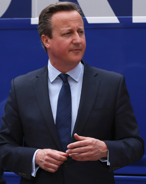 David Cameron. Photo: Reuters