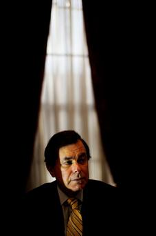 """On a mission: Former Justice Minister Alan Shatter wants the Dail record corrected and for it to state that he acted """"professionally, promptly, appropriately and truthfully"""" with regard to whistleblower Sgt Maurice McCabe's allegations. Photo: Julien Behal"""