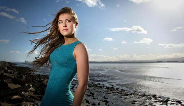 Mayo footballer Sarah Rowe sees herself as standing up more for equality.