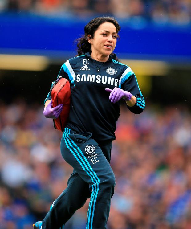 Court: Former Chelsea team doctor Eva Carneiro won her case over unfair dismissal and sexual discrimination this week.