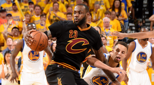 LeBron James. Photo: NBAE/Getty Images
