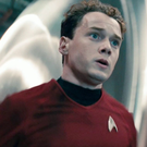 YOUNG TALENT: Anton Yelchin as Pavel Chekov in 'Star Trek: Into Darkness'. Yelchin adopted a Russian accent for the role.