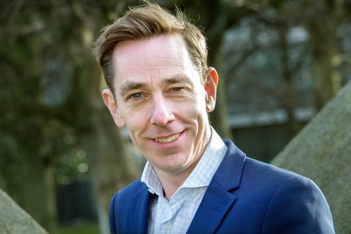 'Late Late Show' presenter Ryan Tubridy