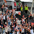 'The Dundalk and Cork City fans who are following their teams in Europe are enjoying a more genuine and organic football experience than anyone who takes in an English game now and again'