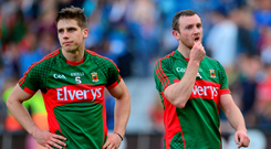 'Mayo can't afford to sacrifice their best backs, Lee Keegan and Keith Higgins, in a purely marking role, they also need to attack'. Photo: Sportsfile