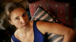 Plain-speaking: Novelist Lionel Shriver gives as good as she gets. Photo: Gerry Mooney