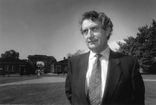 Skill: Former Minister for Energy Bobby Molloy led voters to abandon Fianna Fail in their droves to support the fledgling Progressive Democrats in 1986. Photo: Tony Gavin