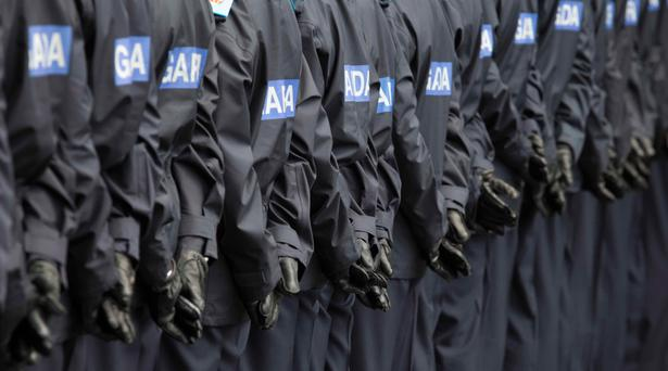 Serious: gardaí removing their labour is a matter of national security