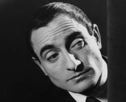 'Genius': Multi-talented star of stage and screen Pierre Etaix in 1966