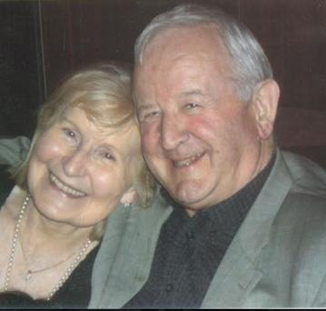 KIND COUPLE: Longford businessman and hotelier Jim Reynolds and wife Anne sadly passed away within a day of each other