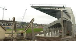 'Páirc Uí Chaoimh is probably going to be a beautiful a beautiful ground but how often will it be filled, even half-filled?'