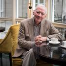Gay Byrne loves music as much as anyone ever loved it. Photo: Mark Condren