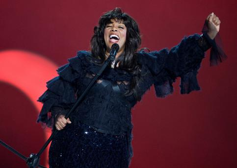 Donna Summer is probably the best tester for dirty analogue synth