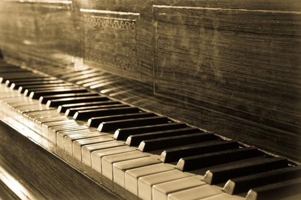 Piano woman: Joan Murphy was a patient piano teacher and a kind-hearted and giving friend