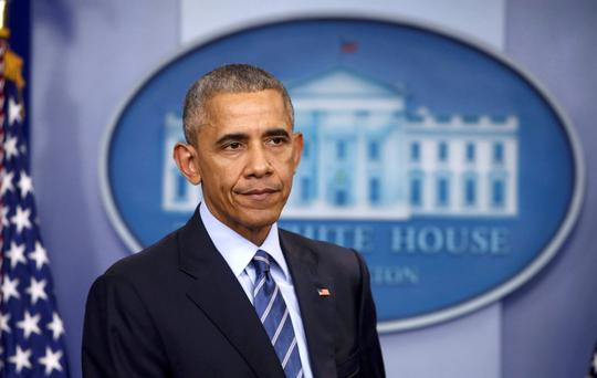 No hope: Some reporters called Obama the 'Bubble President'