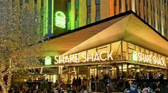 Shake Shack - if you can afford a meal out, you can afford to tip