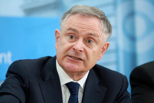 Labour leader Brendan Howlin Picture: Frank McGrath