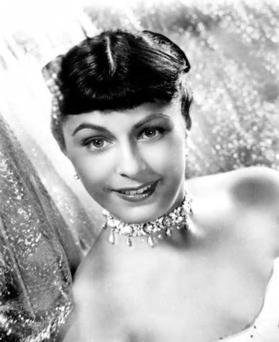 SINGING SENSATION: Roberta Peters starred in 1953 musical 'Tonight We Sing'. Photo: Everett Collection/Alamy