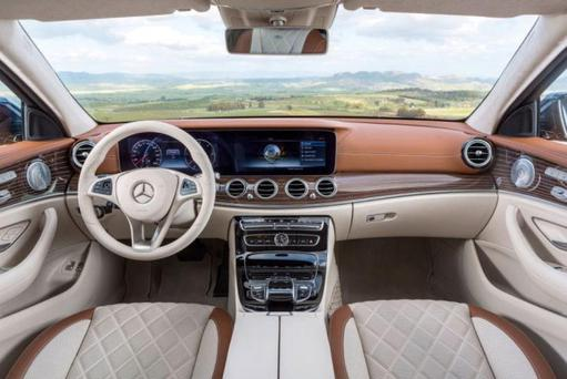 A beautiful dashboard and leather seats hold a powerful allure when it comes to choosing a car
