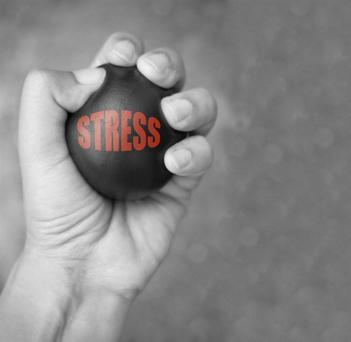 Stress can be an accumulation of the little things, including an overload of texts, emails and calls