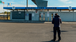 Athlone Town Stadium Photo: Oliver McVeigh
