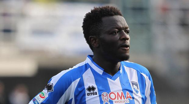 Infantino slams racist 'idiots,' to speak to victim Muntari