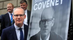 Simon Coveney. Picture: Collins